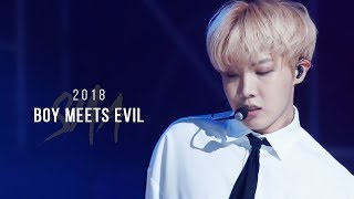Video 170119 SMA Boy meets evil - BTS J-HOPE/방탄소년단 제이홉 4K download MP3, 3GP, MP4, WEBM, AVI, FLV April 2018