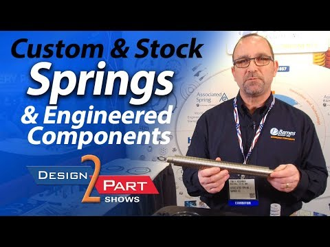 Engineered Springs & Precision Metal Components - Associated Springs Barnes Group