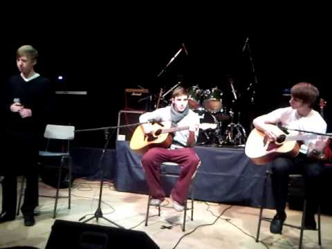 Snow Patrol 'Run' cover by Stuart, Jack and David