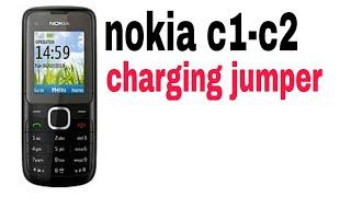 Nokia c1 charging problem