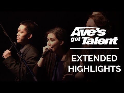 Ave's Got Talent — 2017 Extended Highlights