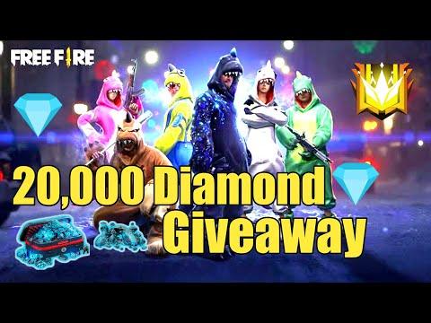 Live Diamond Giveaway | Live DJ Alok Giveaway |Custom Room Giveaway |Free Fire Diamond Giveaway