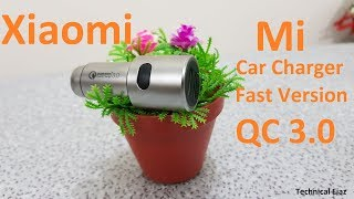 Xiaomi Mi Car Charger QC 3.0 Fast Charge Version Unboxing And Review Urdu/Hindi
