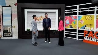 FAEZ NORDIN - RELAKAN RINDU (LIVE @ SANTAI SELEBRITI SELAMAT PAGI MALAYSIA RTM 1)