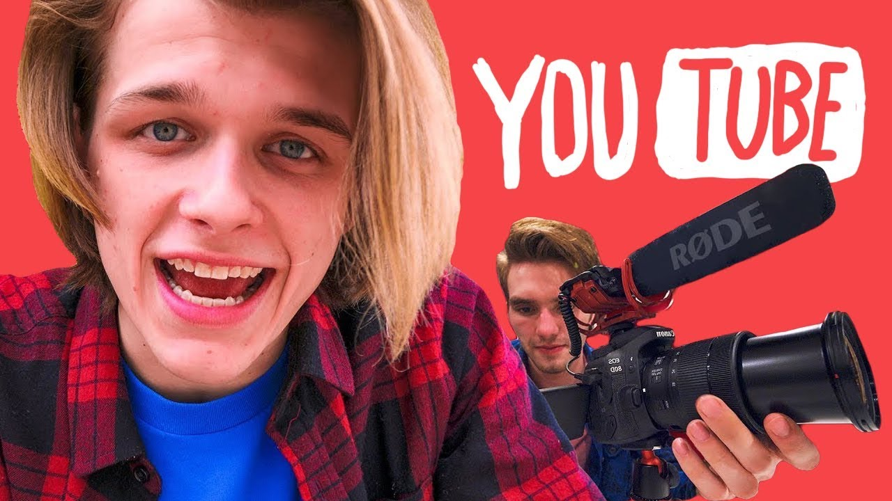 How To Film Like A Youtuber Youtube