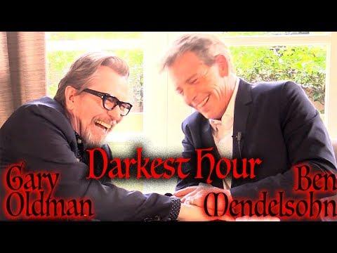 DP/30: Darkest Hour, Gary Oldman, Ben Mendelsohn