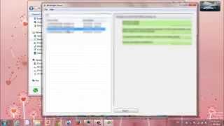 Visualizar archivos msgstore.db.crypt7 de WhatsApp en la PC (Usuarios Root)