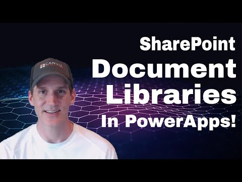 HOW TO: Use SharePoint Document Libraries In PowerApps