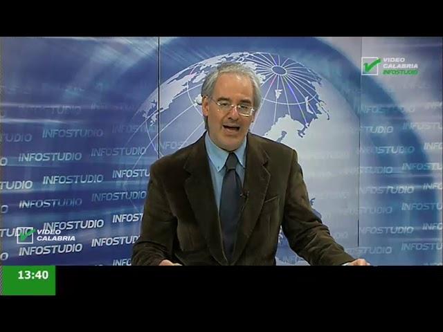 InfoStudio il telegiornale della Calabria notizie e approfondimenti -16 Marzo 2020 ore 13.30