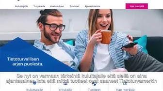 Traficom Tietoturvamerkki -haastattelu: