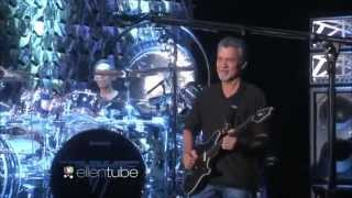 Van Halen - Live on TV - 2015 - Hot for Teacher, Unchained, Runnin'...