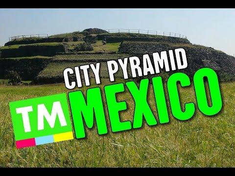 Mexico City's HIDDEN Ancient Pyramid | Cuicuilco