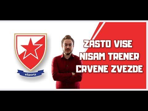 Story Time sa Sa1nom: Zasto vise nisam trener Crvene Zvezde