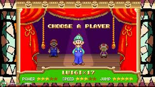Super Mario Advance: Super Mario Bros. 2 (GBA) Gameplay