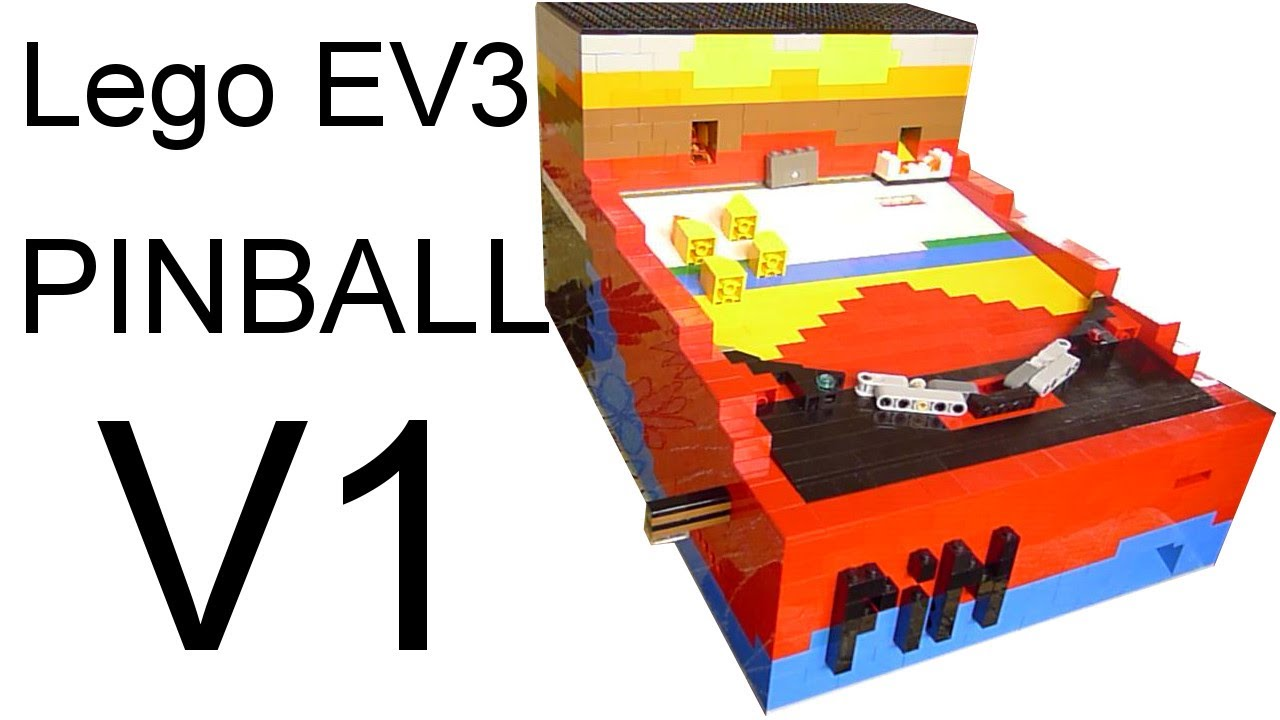 Lego Mindstorms Ev3 Pinball – HD Wallpapers