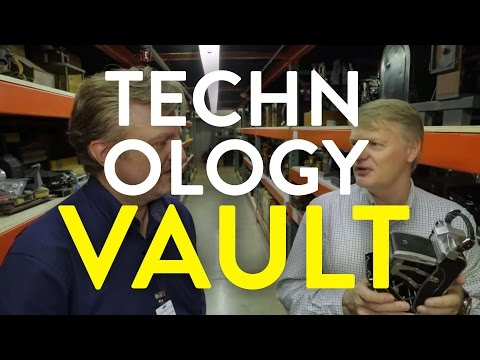 A Private Tour Of The George Eastman Museum Technology Vault