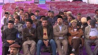 Majlis Ansarullah National Ijtema 2016 Day 1 Speech by Imam Ataul Mujeeb Rashid