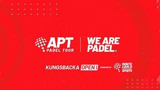 APT - Kungsbacka OPEN 1 - Quarter Finals (games 2, 3 \u0026 4)