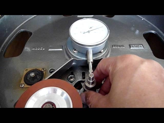 QRK turntable Maintenance-2