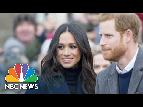 New Details Revealed In Harry And Meghan Markle's Royal Exit | NBC Nightly News