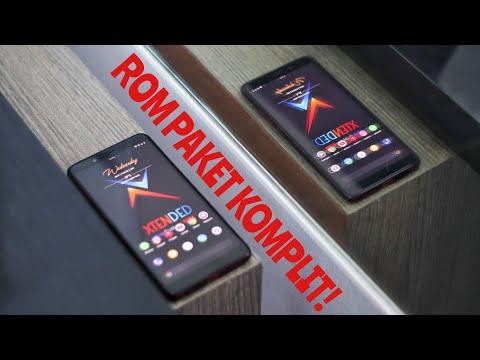 Ini ROM Paket Komplit! | Review Custom ROM MSM Xtended Redmi Note 5