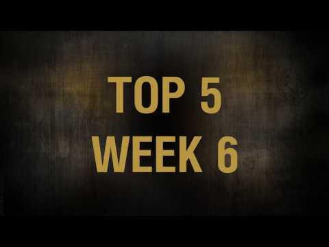 Rainbow Six Pro League - Top 5 of the Week - #6 - Season 3