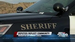 Santa Cruz County Sheriff talks benefits of hiring local and biggest challenge to keep deputies