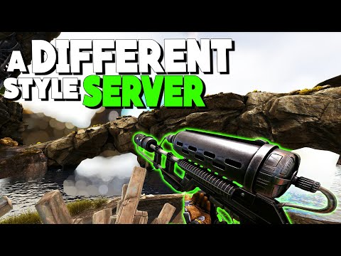 SO I MADE MY OWN PVP SERVER BUT WITH A DIFFERENCE! - ALL INFO! ARK: Survival Evolved