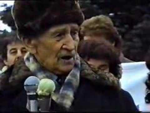 Břeclav 1989 - sametová revoluce 4.část