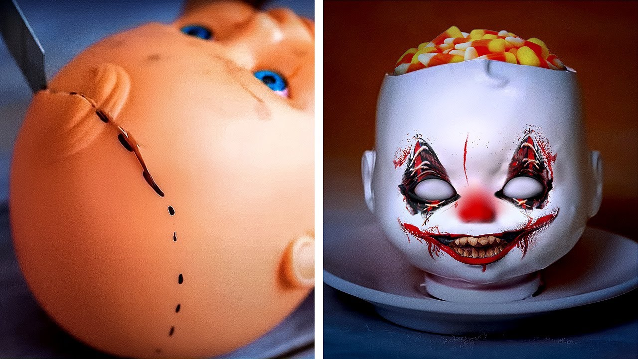 Download Scary DIY`s and Costumes For Halloween Party