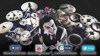 Drum Solo & Veni Raquel - Drum Cam - Fiesta Kermesse, Uniclub 10.3.17