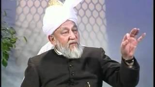 Liqa Ma'al Arab 8th January 1997 Question/Answer English/Arabic Islam Ahmadiyya