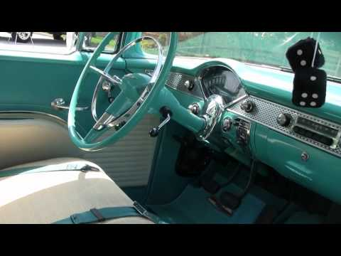 1955 Chevy Bel Air Hard Top For Sale - Located In Missouri