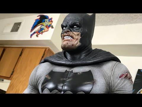 Unboxing Prime 1 Studio's The Dark Knight Returns (TDKR) 1/3 Scale Statue!!!!