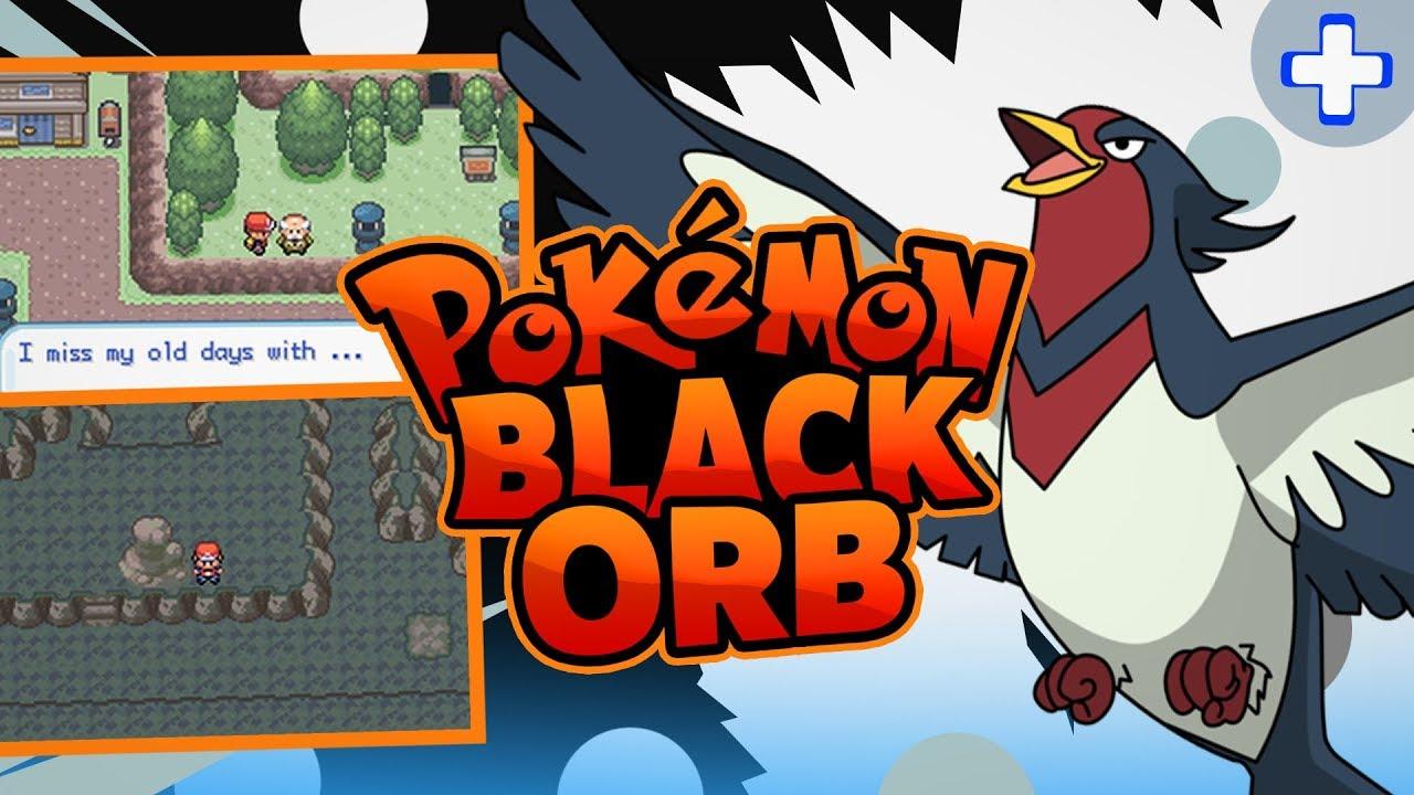 Romhacking.net - Hacks - Pokémon Black