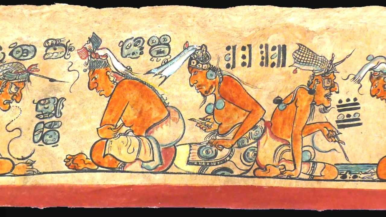El Mito De La Creación De Los Mayas Youtube