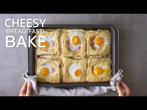 Cheesy Bread(fast) Bake