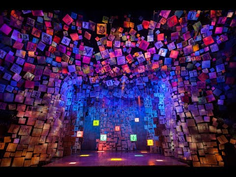 Cast of the UK&I Tour of MATILDA THE MUSICAL take the Matilda Quiz