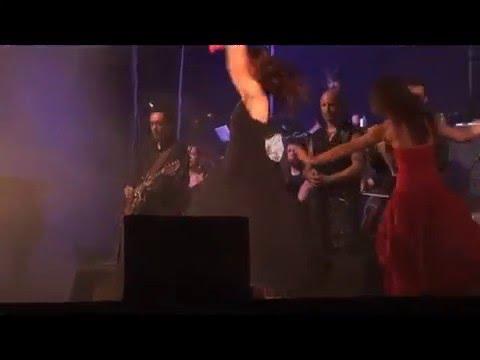 """Orchestra popolare NdT & Ludovico Einaudi, """"Santu Paulu"""" - Bari, 30 giugno 2012"""