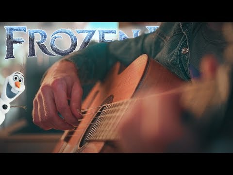 Frozen 2 - Into the Unknown (fingerstyle classical guitar cover) with Tabs