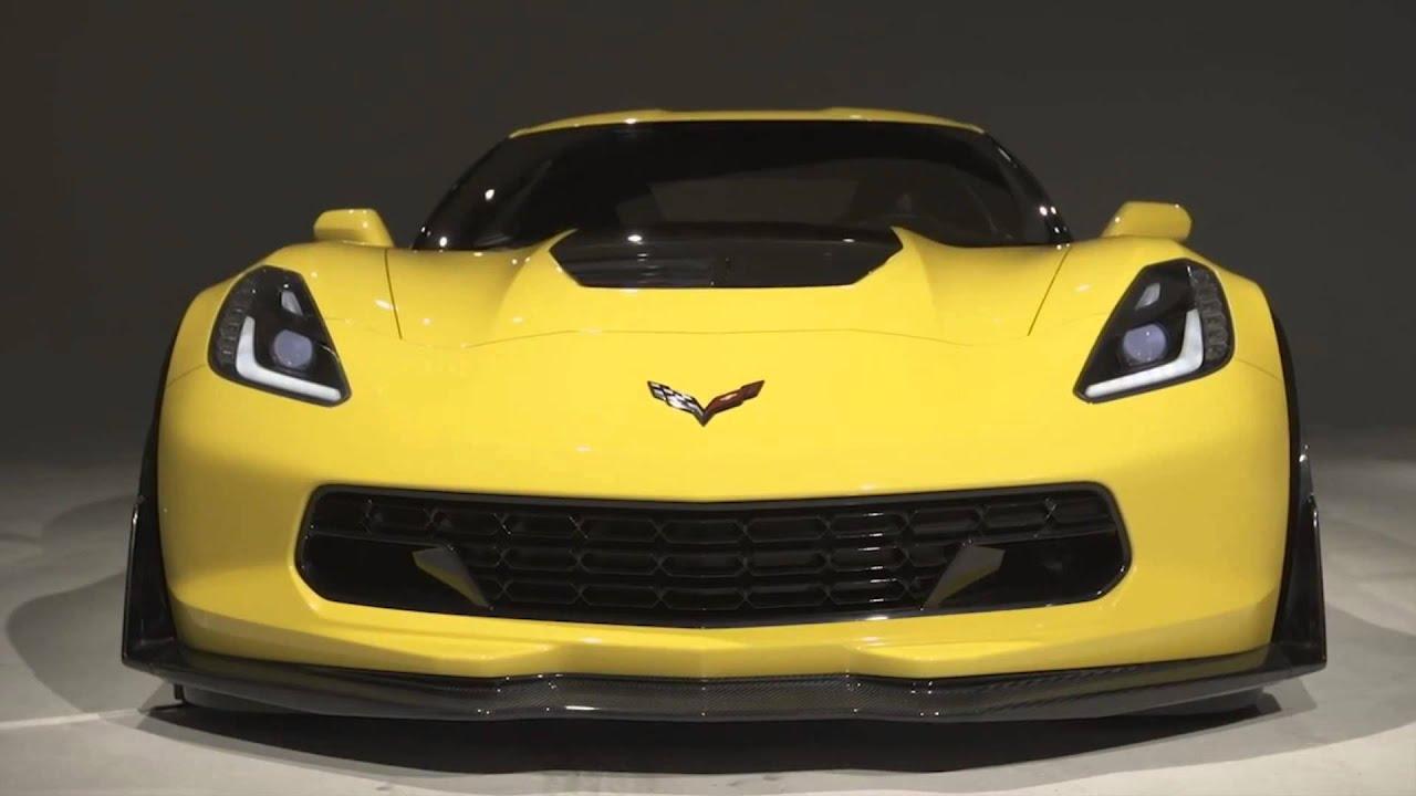 Corvette C7 ZO6 Exhaust كورفت الجديد - YouTube