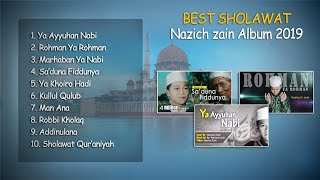 10 Sholawat Populer By Nazich Zain (Album 2019)
