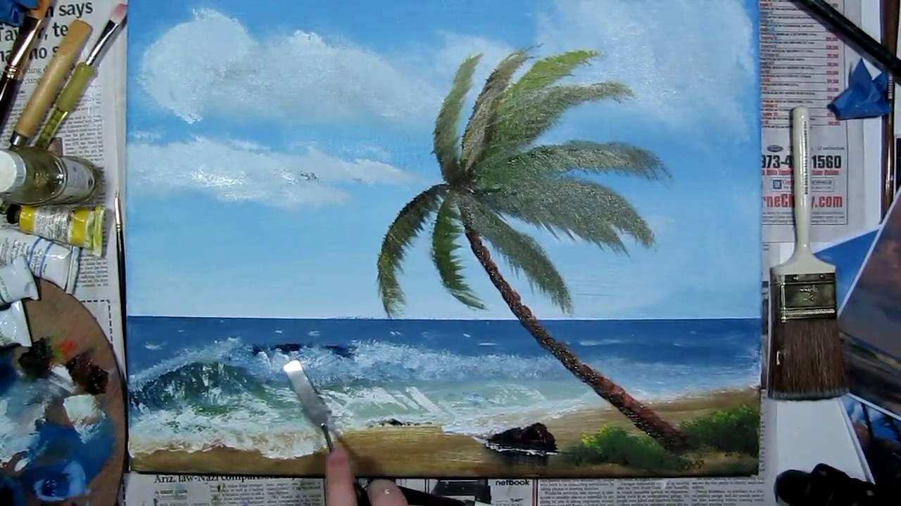 Beach Sd Painting