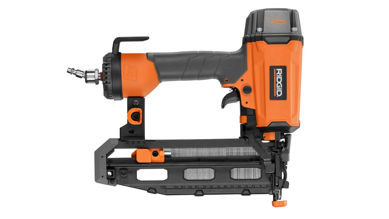 100+ Ridgid Nail Gun Parts - Power Equipment Repair And Service ...