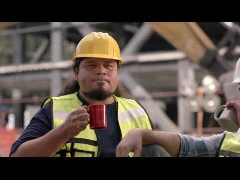 Nescafe Construction Workers