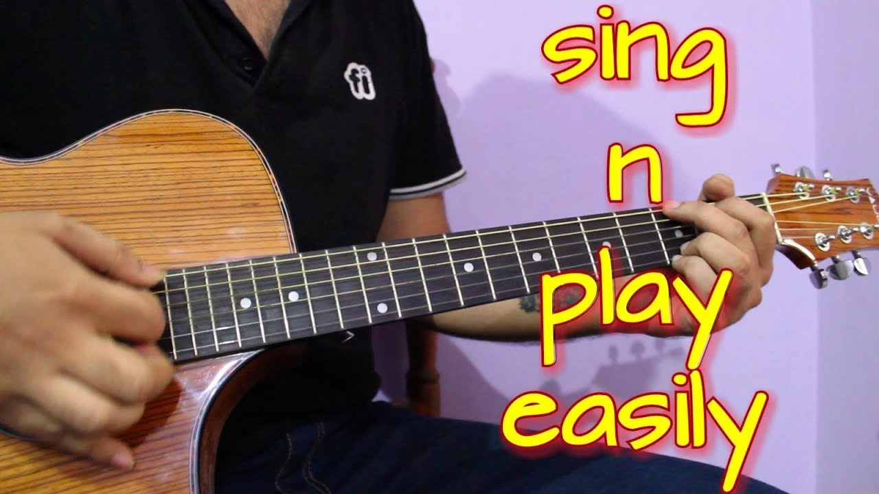 how to sing and play guitar at a time youtube. Black Bedroom Furniture Sets. Home Design Ideas