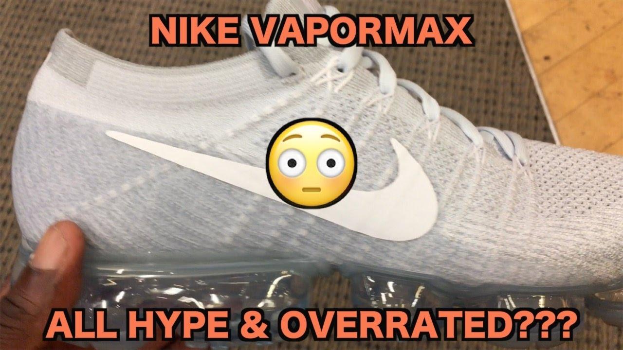 Nike VaporMax 'Triple Black' (SneakPeak) HYPE Villa Tottebo