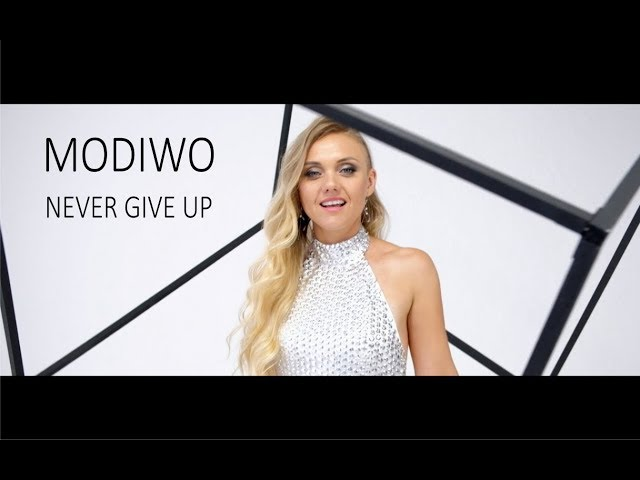 Modiwo - Never Give Up [Official music video]
