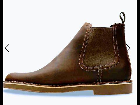 Men's Clark's Bushacre Hill boots