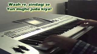 Ye Jism Hai to Kya (Jism 2) Piano Cover By Angad Kukreja
